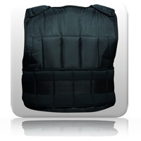 Weighted Vest 5kg - Comfort Fit + BONUS Pedometer