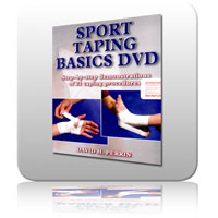 Sports Taping Basics - DVD